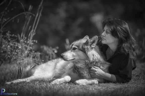 jacqui with tundra